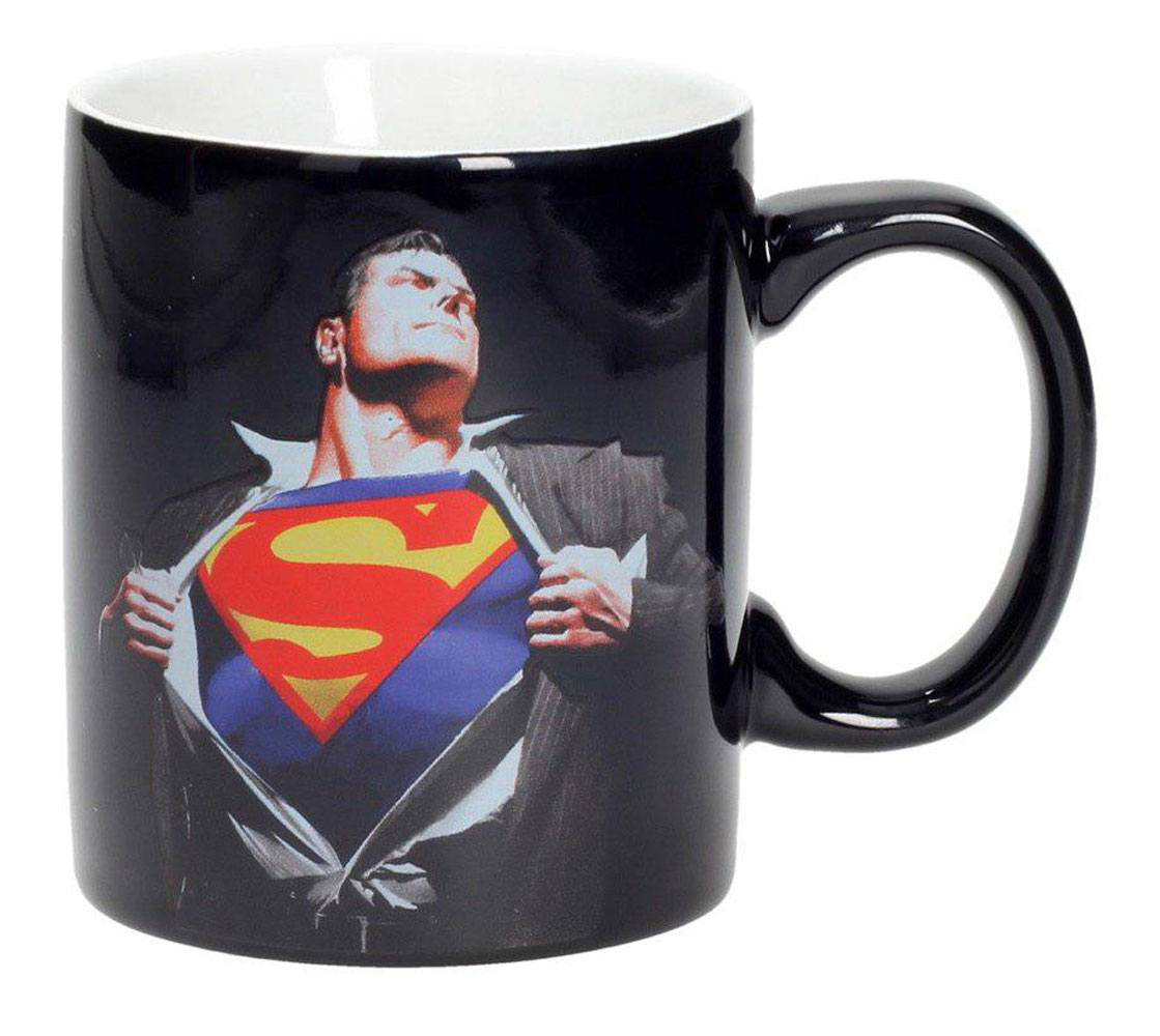 DC Comics mug Alex Ross, Superman
