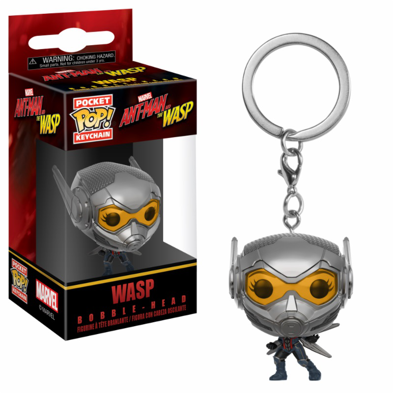 Marvel porte-clés POP, The Wasp