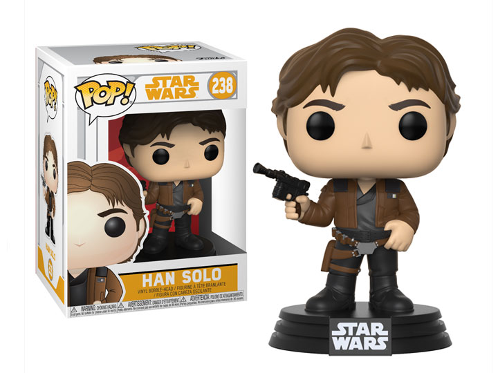 Solo: a Star Wars Story, Han Solo