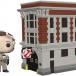 """Ghostbusters """"POP Town"""", Peter & Firehouse"""