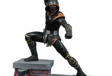 Avengers Endgame statuette PVC 23 cm exclusive, Ronin (Hawkeye)