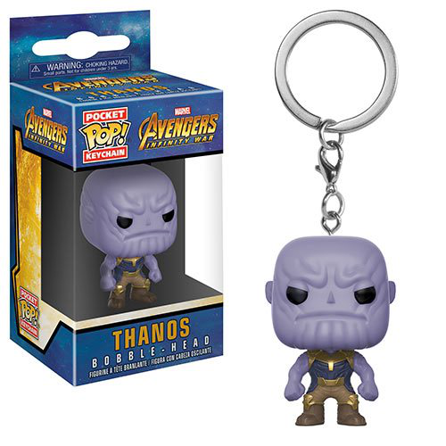 Marvel porte-clés POP, Thanos