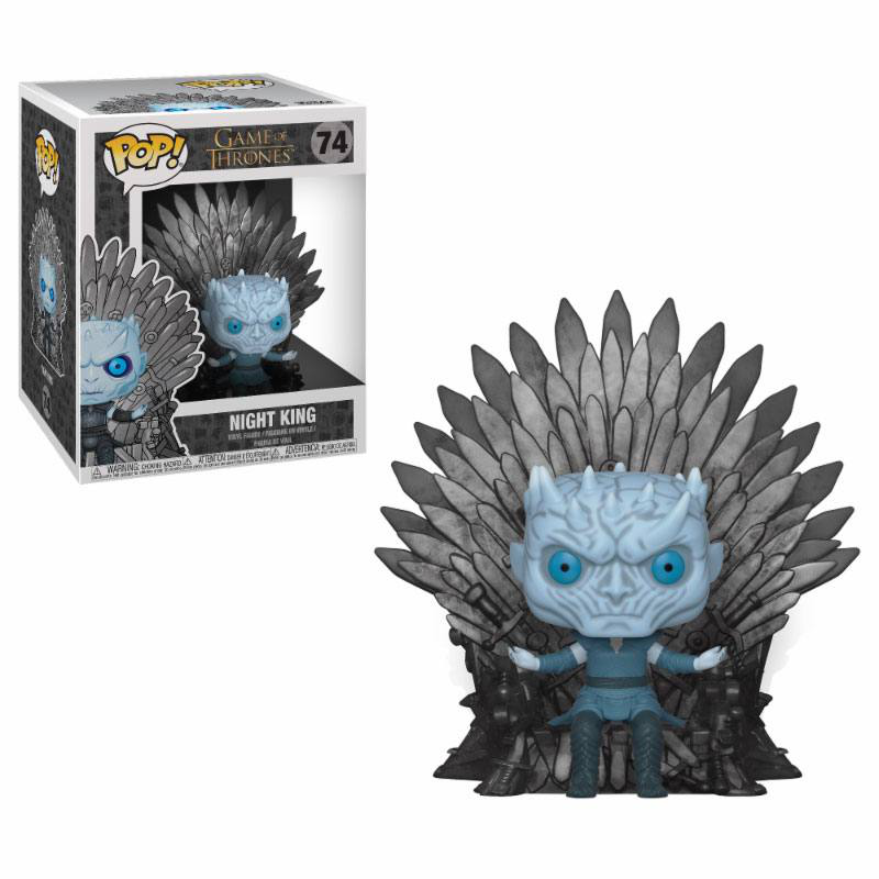 Game of Thrones Deluxe, Night King on Throne