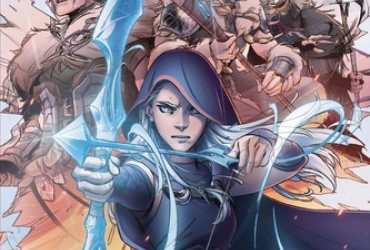 League of Legends: Ashe, Chef de Guerre