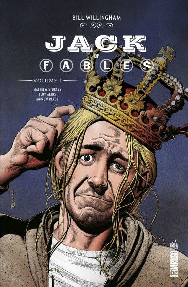 Jack of Fables tome 1: