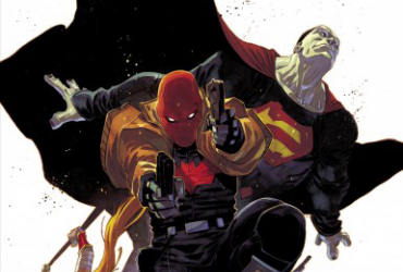 Red Hood & les Outaws tome 1: Sombre Trinité