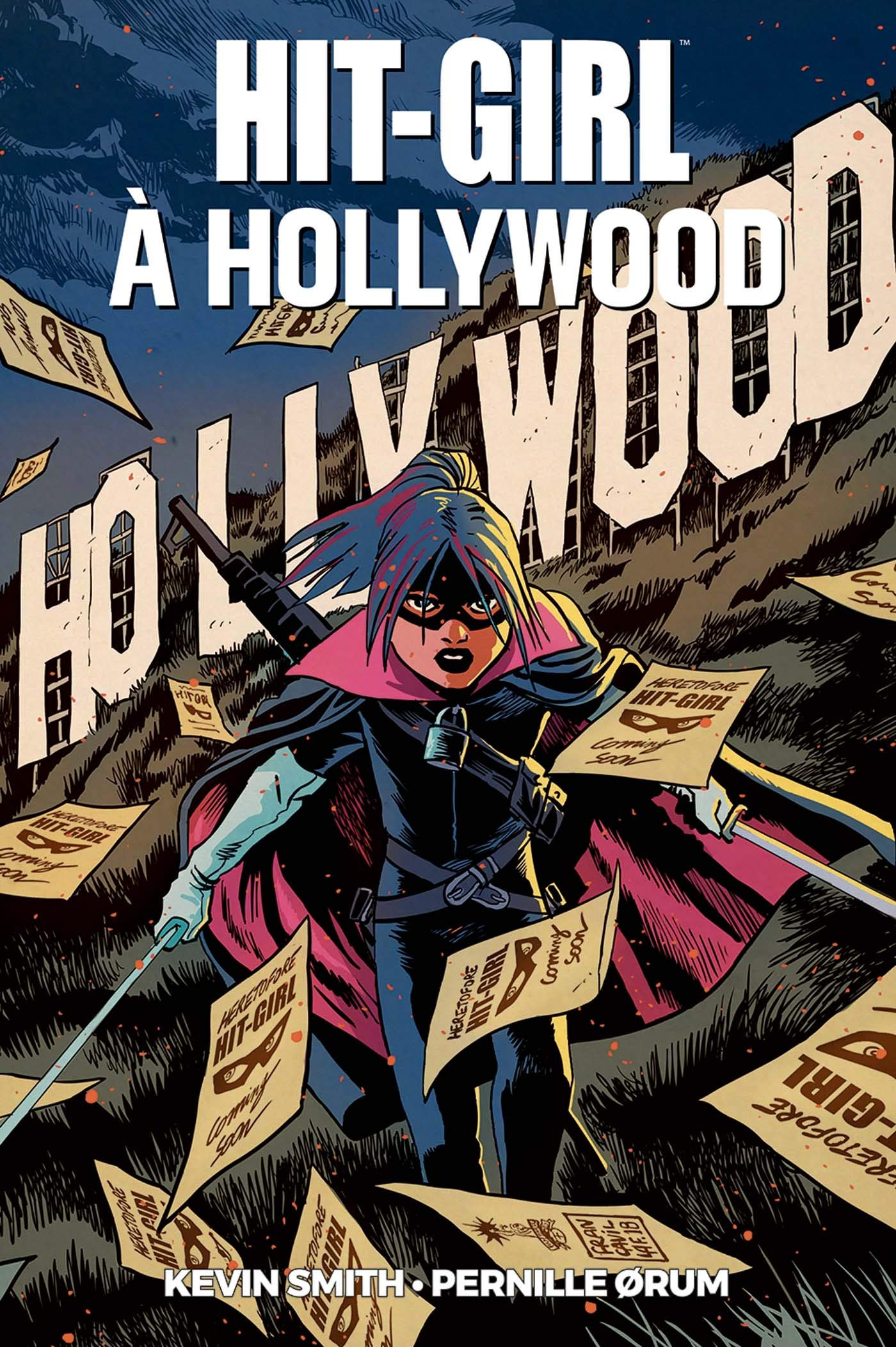 Hit Girl tome 4: à Hollywood