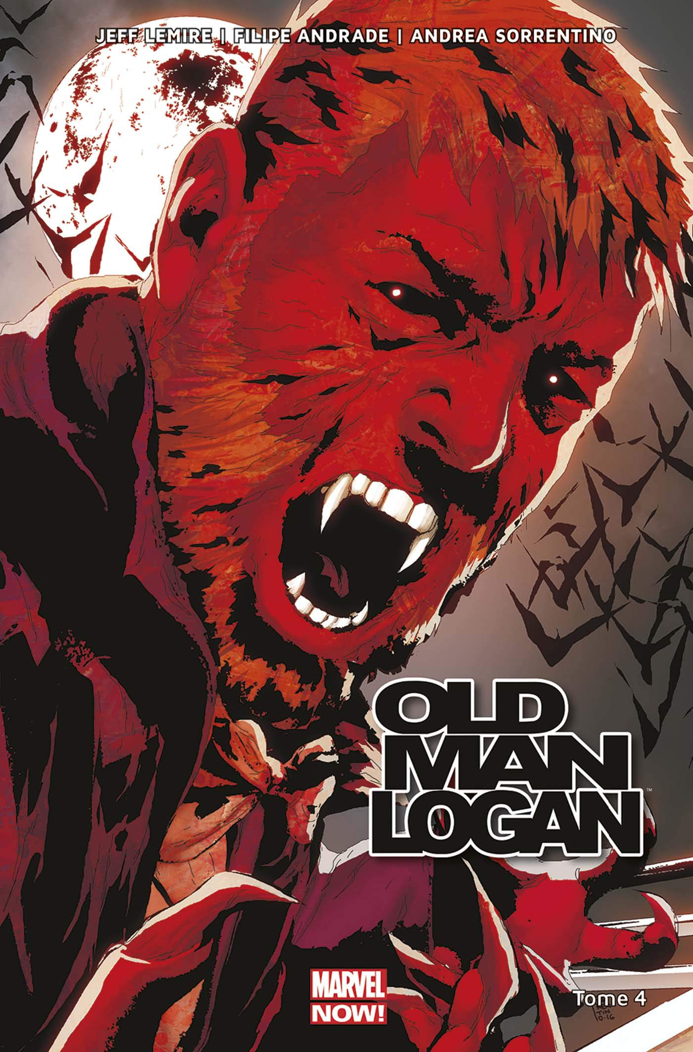 All New Old Man Logan tome 4