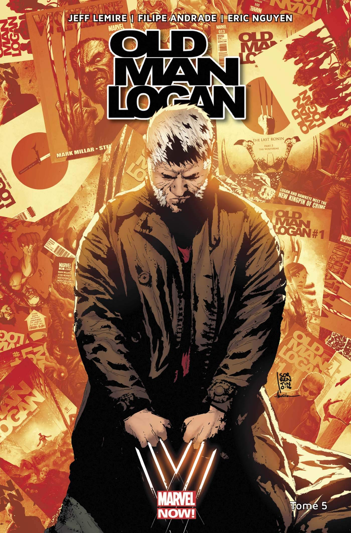 All New Old Man Logan tome 5