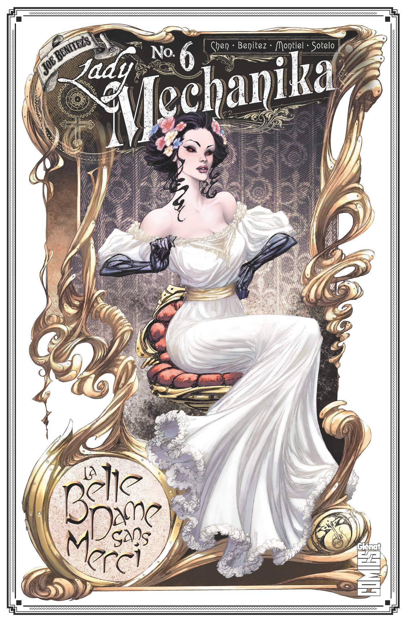 Lady Mechanika tome 6: La Belle Dame sans Merci