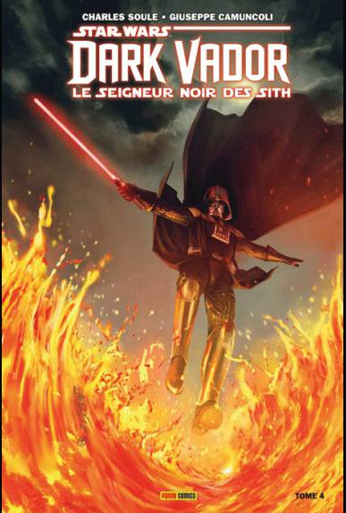 Star Wars Dark Vador tome 4