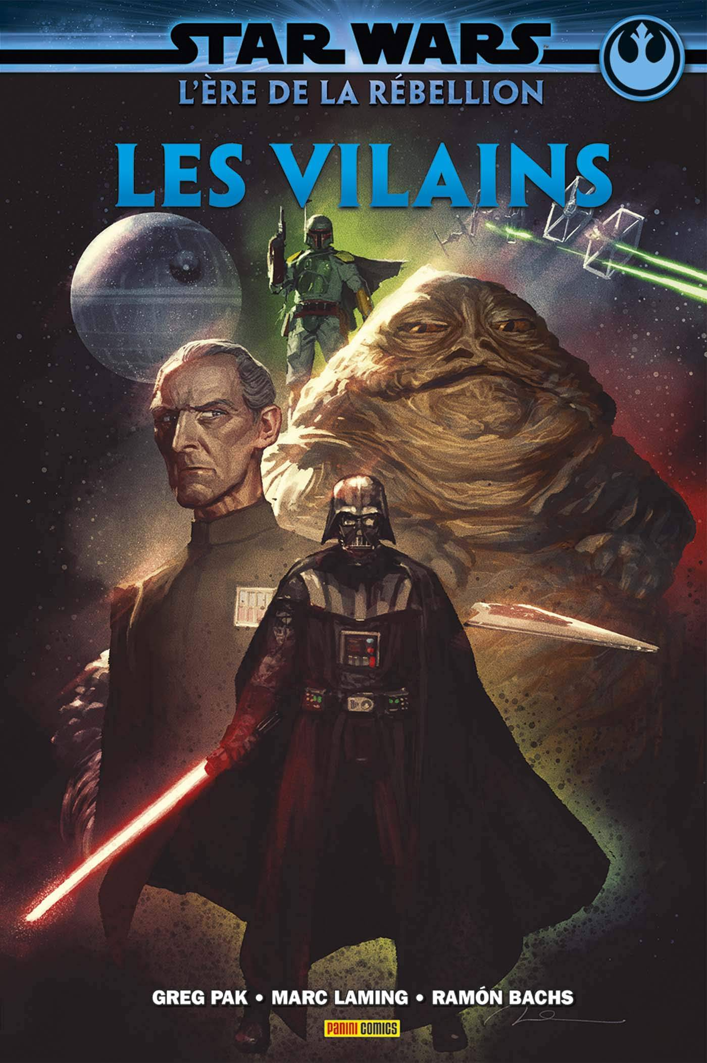 Star Wars l'ère de la Rebellion: Les Vilains