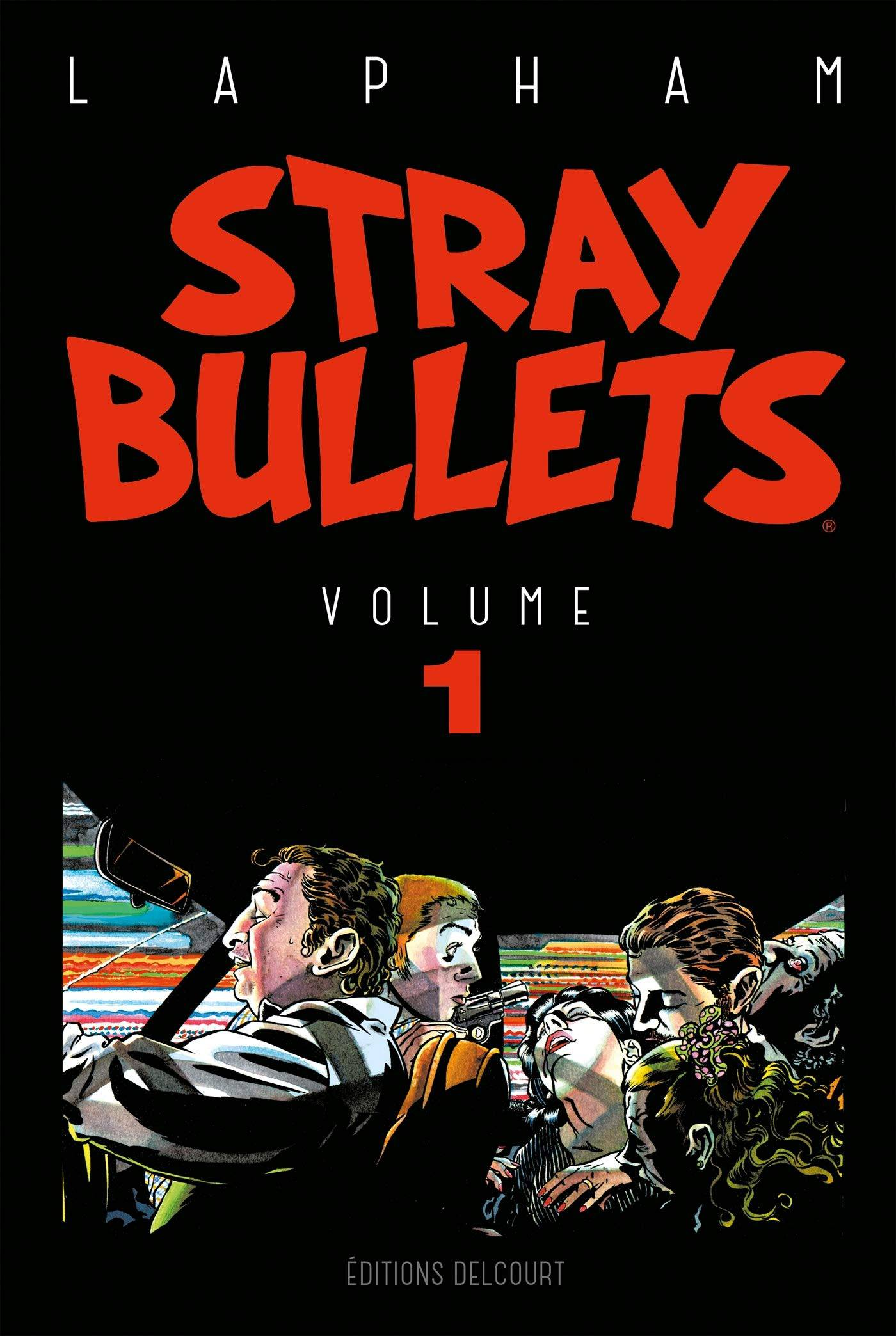 Stray Bullets Vol.1