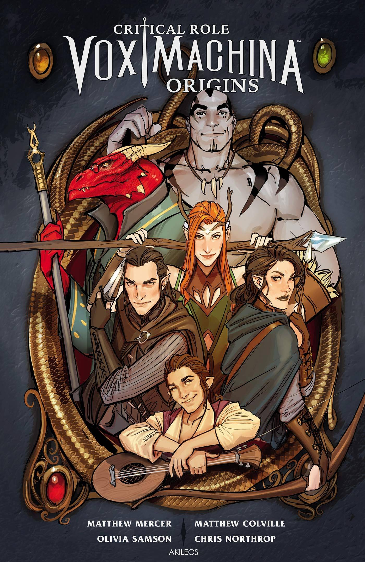 Critical Role Vox Machina tome 1: Origines
