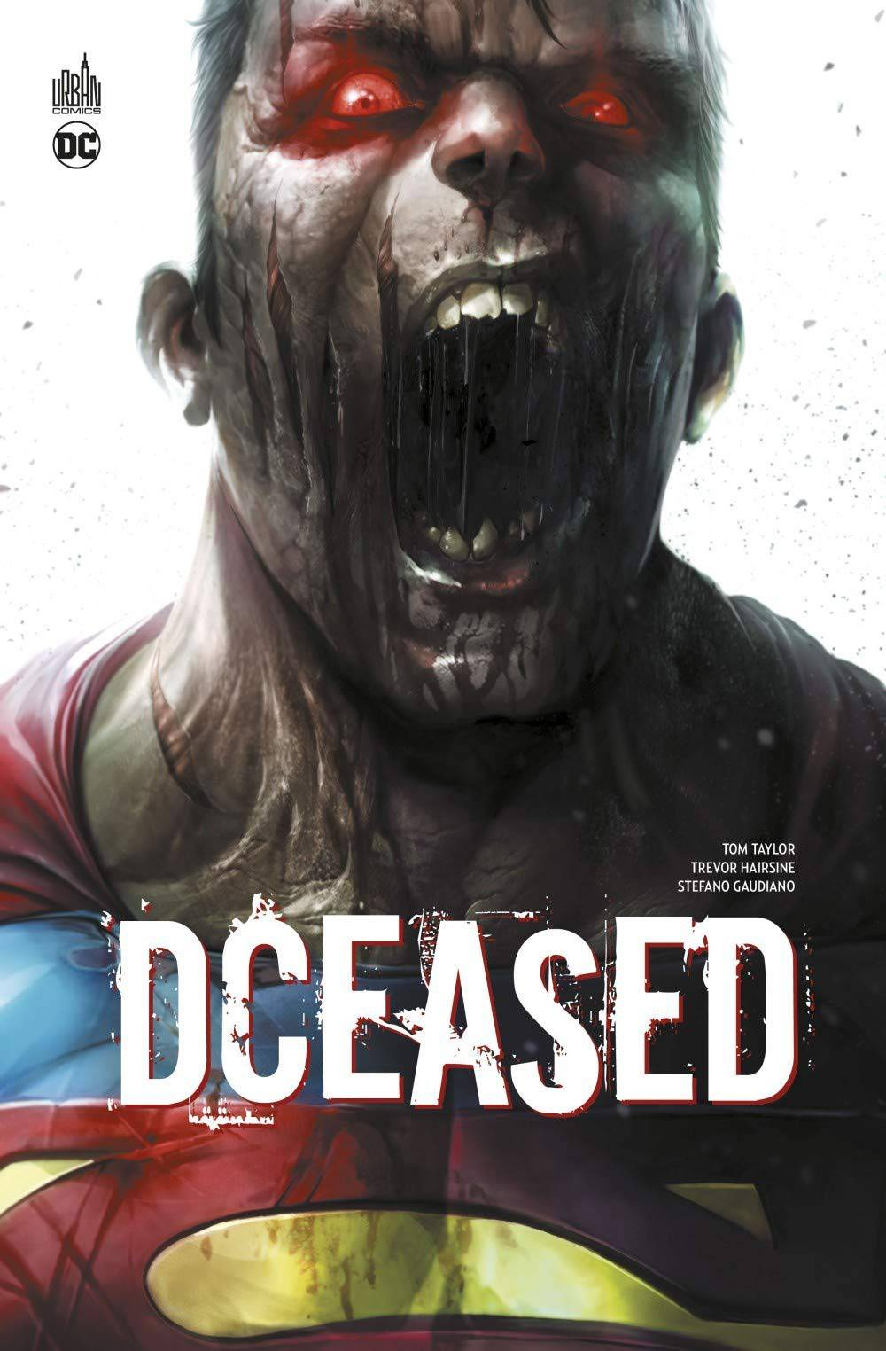 DCeased, Superman