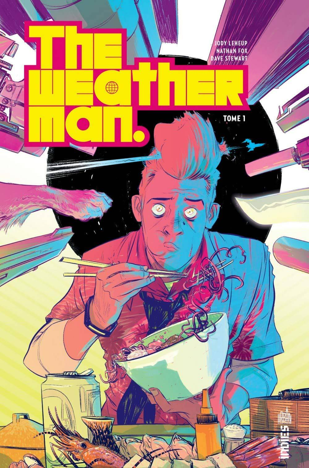 The Weatherman tome 1
