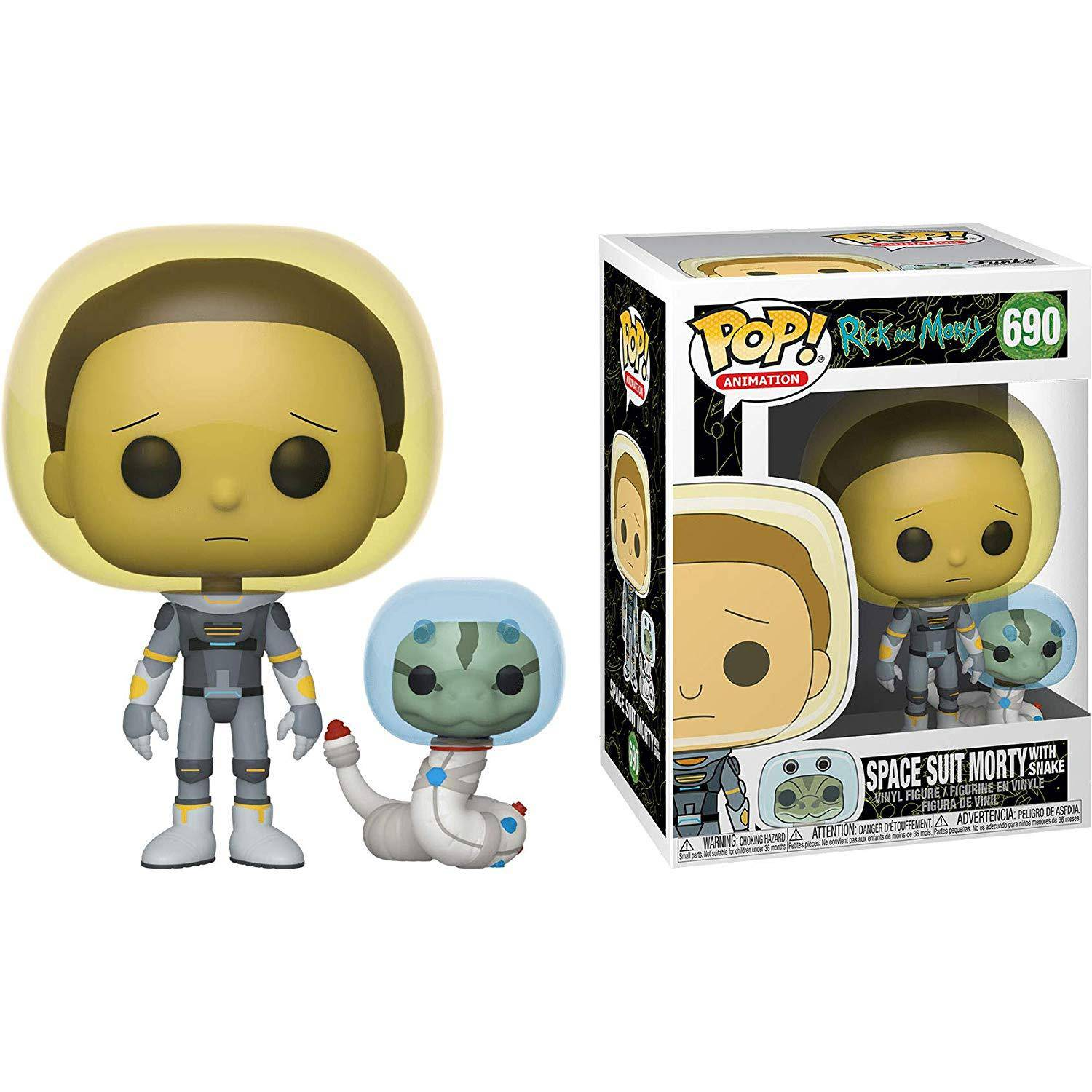Rick & Morty, Space Suit Morty