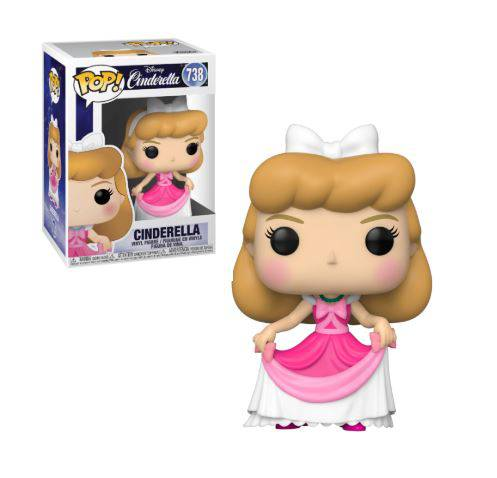 Disney Cendrillon, Cendrillon Pink Dress