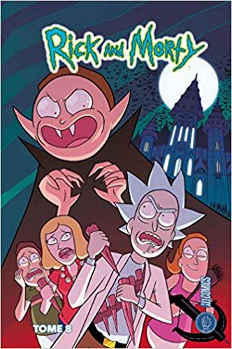 Rick & Morty tome 8