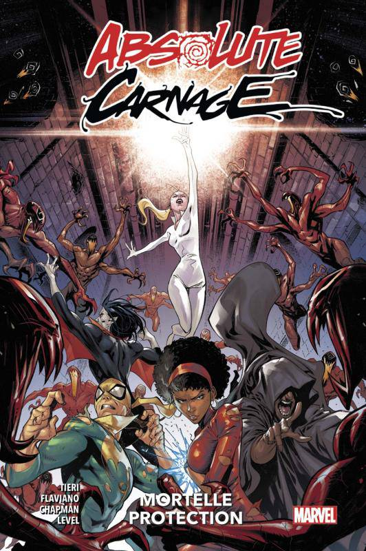Absolute Carnage: Mortelle Protection