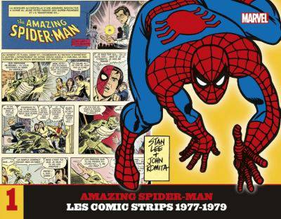 The Amazing Spider-Man: les comic strips 1977-1979