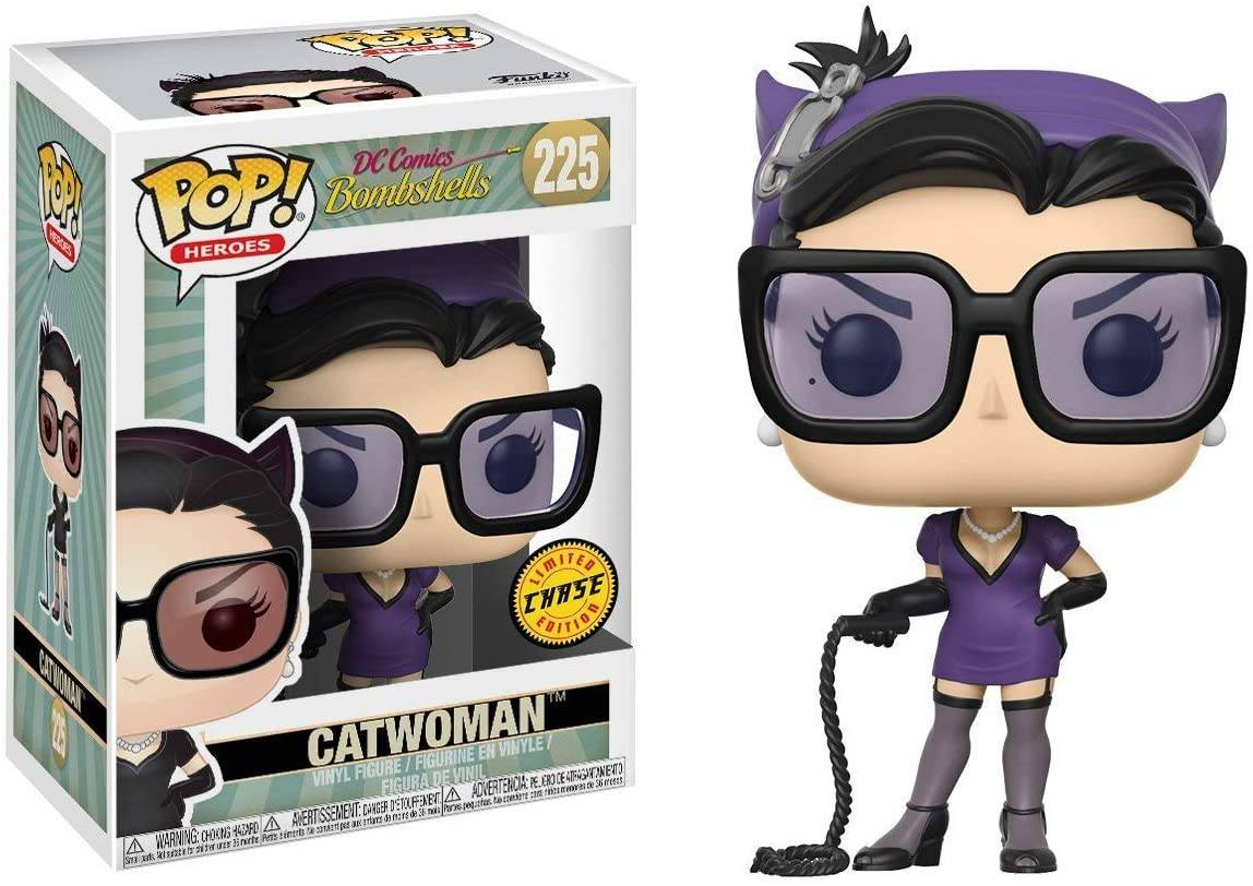 """DC Bombshells, Catwoman version """"Chase"""""""