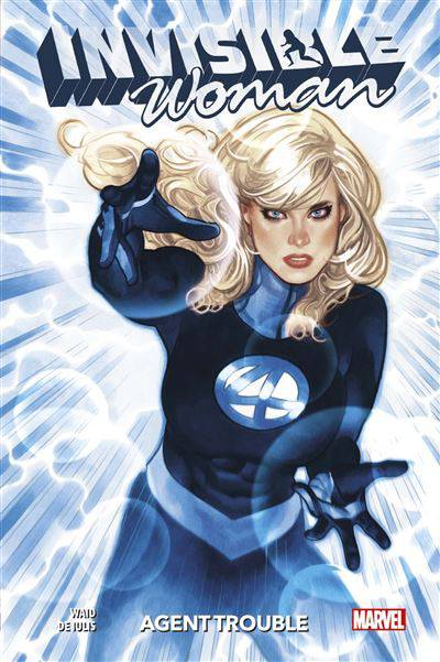 Invisible Woman: Agent Trouble