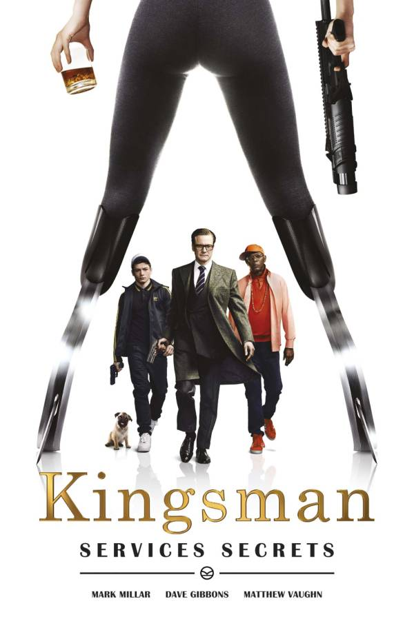 Kingsman: Services Secrets (NED)