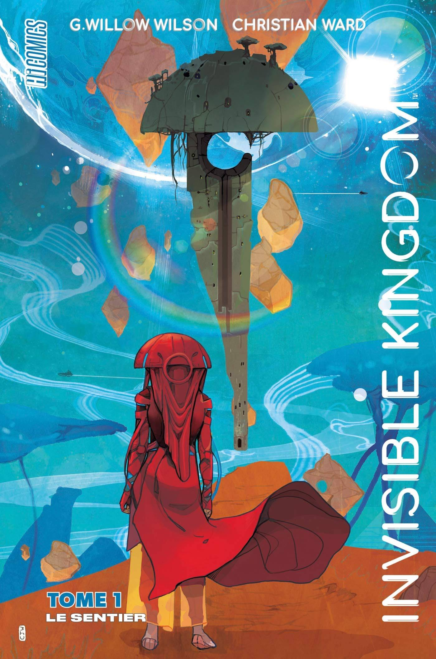 Invisible Kingdom tome 1: Le Sentier