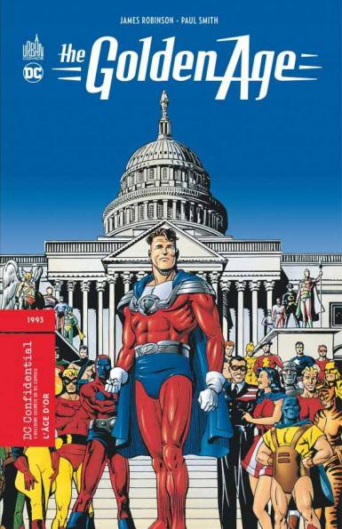 Justice Society of America: The Golden Age