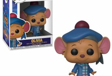 The Great Mouse Detective, Olivia