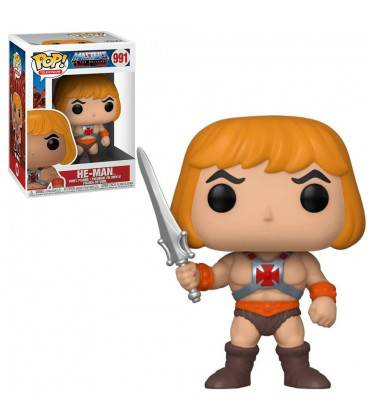 Masters of the Universe, He-Man