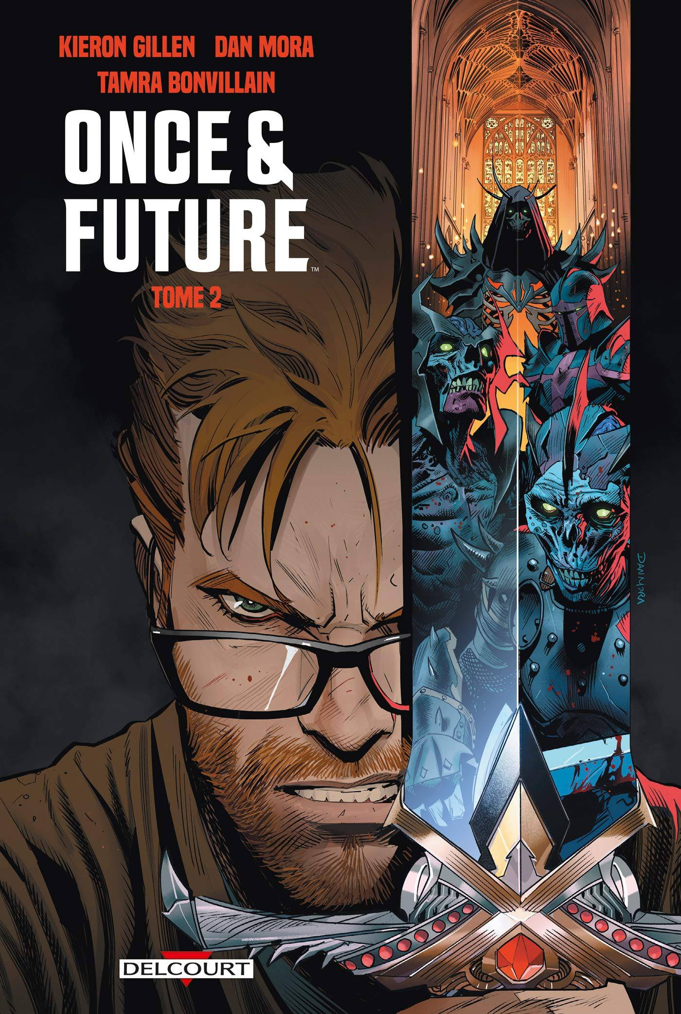 Once & Future tome 2