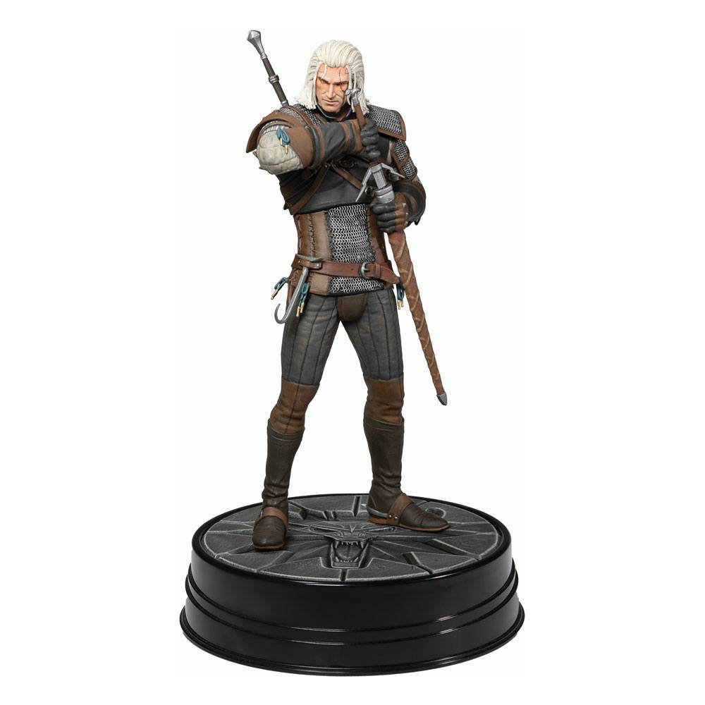 The Witcher 3 statuette PVC 24 cm, Heart of Stone Geralt