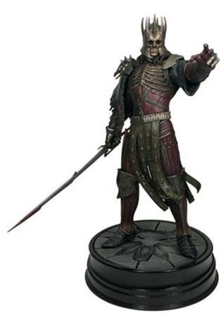 The Witcher 3 statuette PVC 20 cm, Heart of Stone Geralt