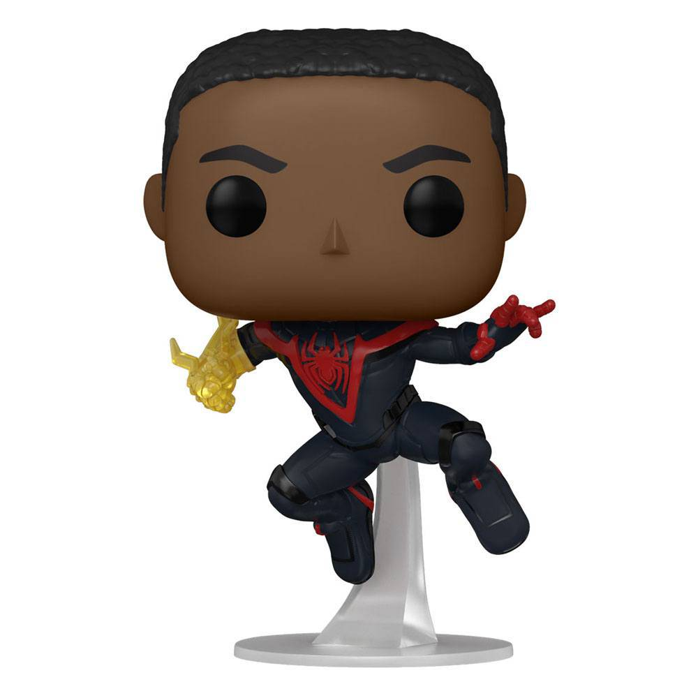 """Marvel's Spider-Man exclu """"Chase"""", Miles Morales Classic"""