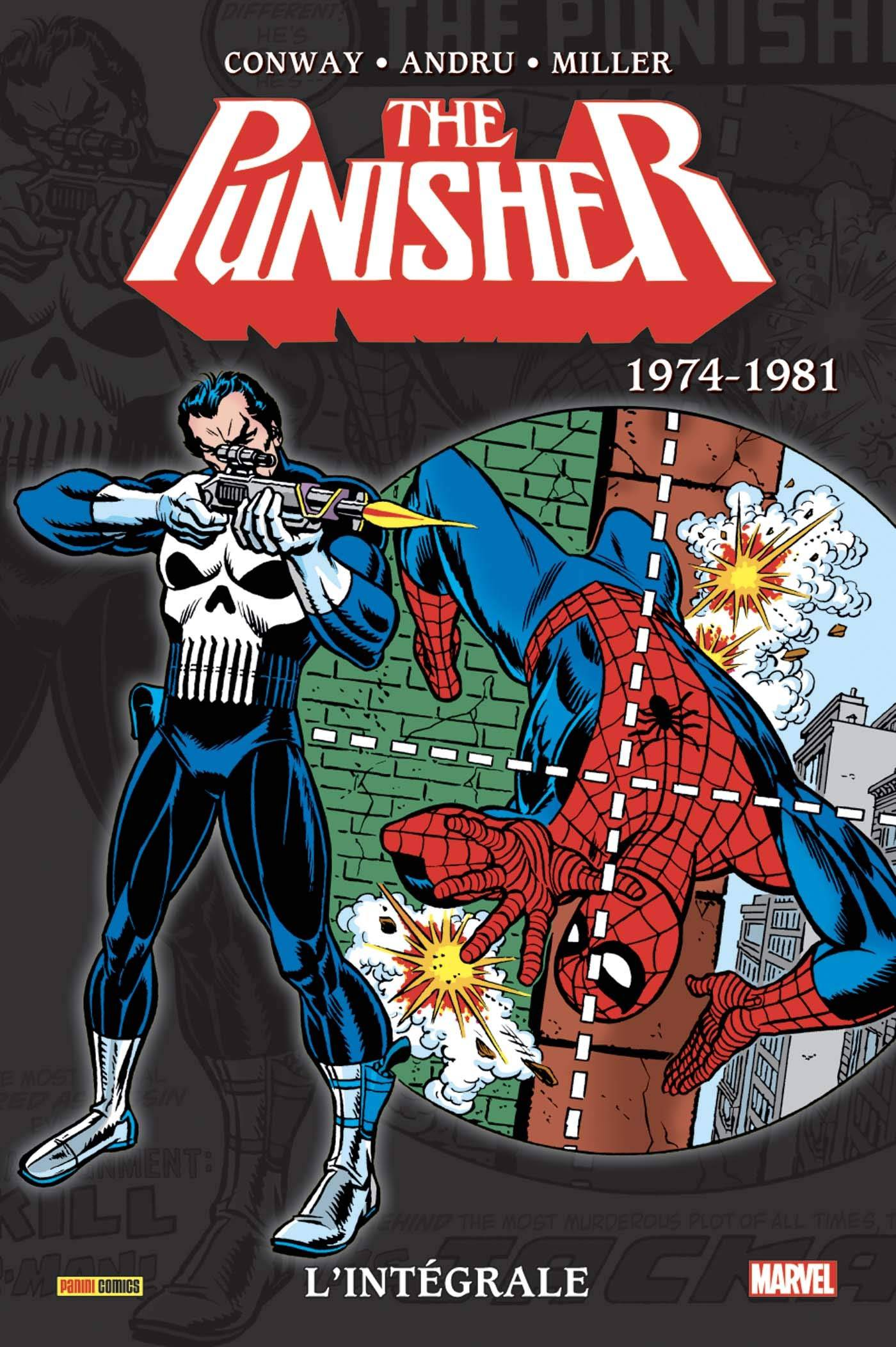 The Punisher intégrale 1974-1981