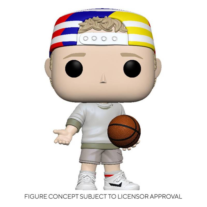 White Men Can't Jump, Billy Hoyle