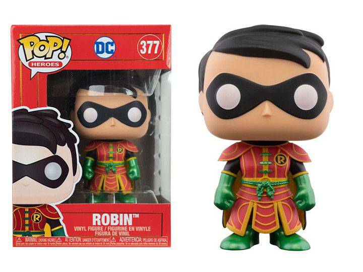 DC Comics Imperial Palace, Robin