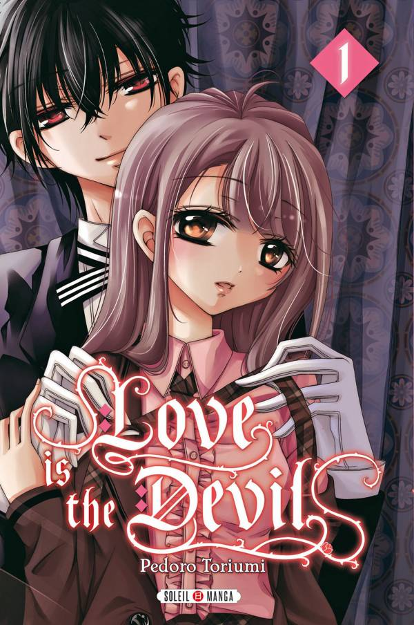 Love is the Devil tome 1