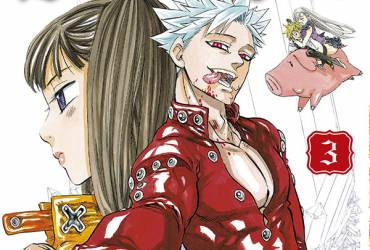 Seven Deadly Sins tome 3