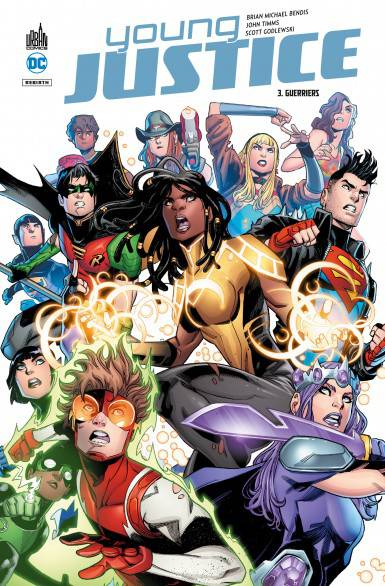 Young Justice tome 3: Guerriers
