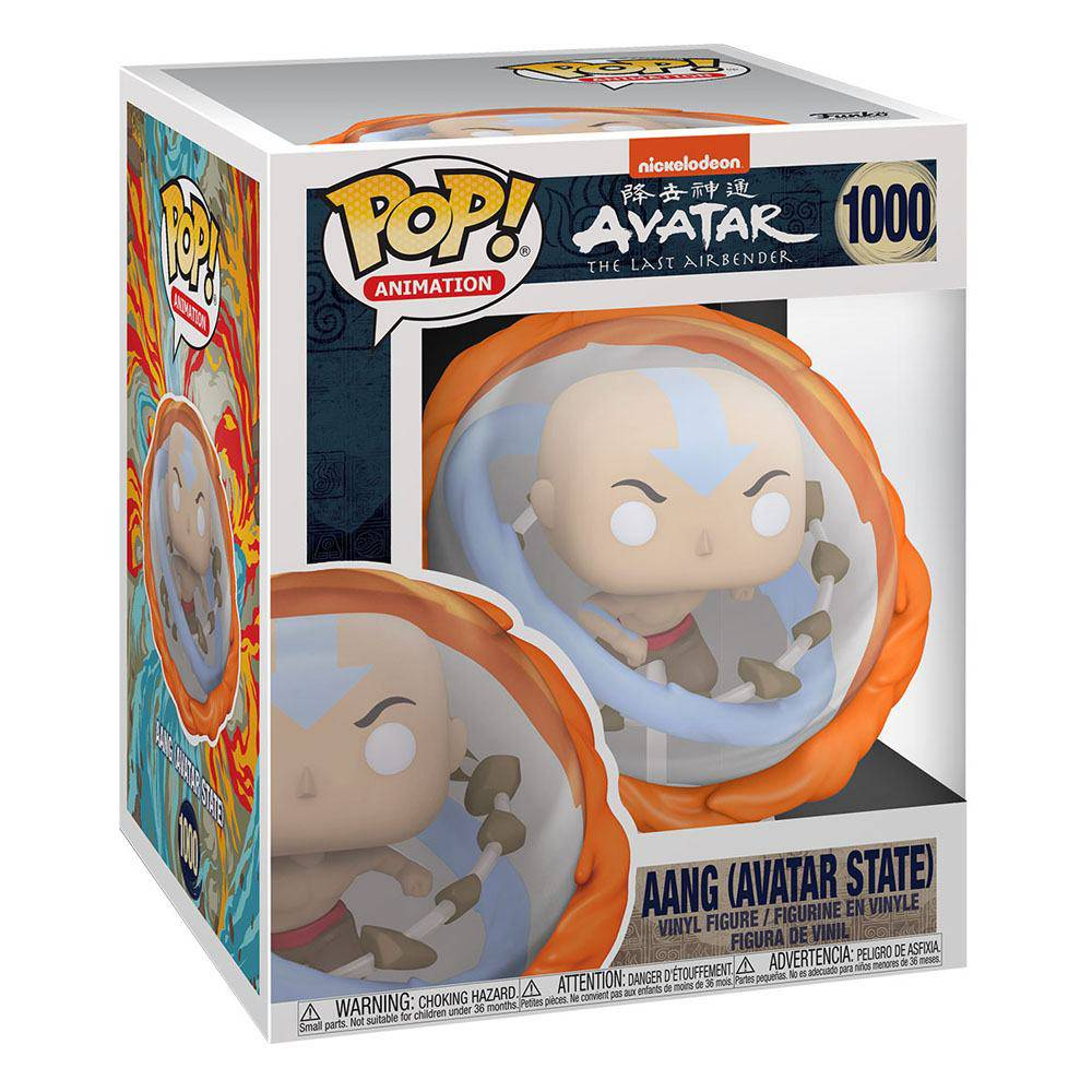 Avatar: the last Airbender 15 cm, Aang all elements