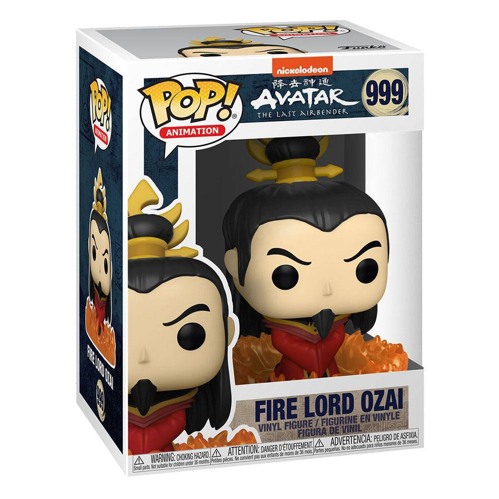 Avatar: the last Airbender, Fire Lord Ozai