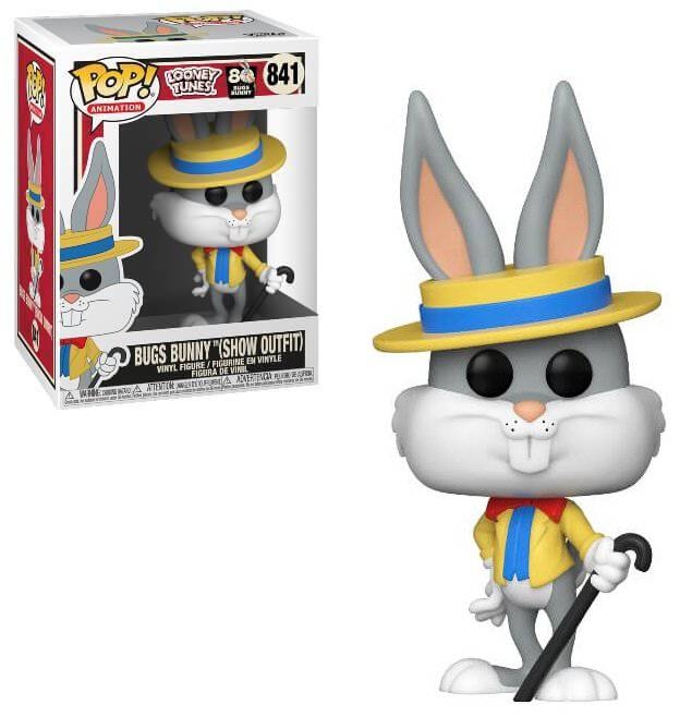 Bugs Bunny 80th anniversary, Bugs in show outfit