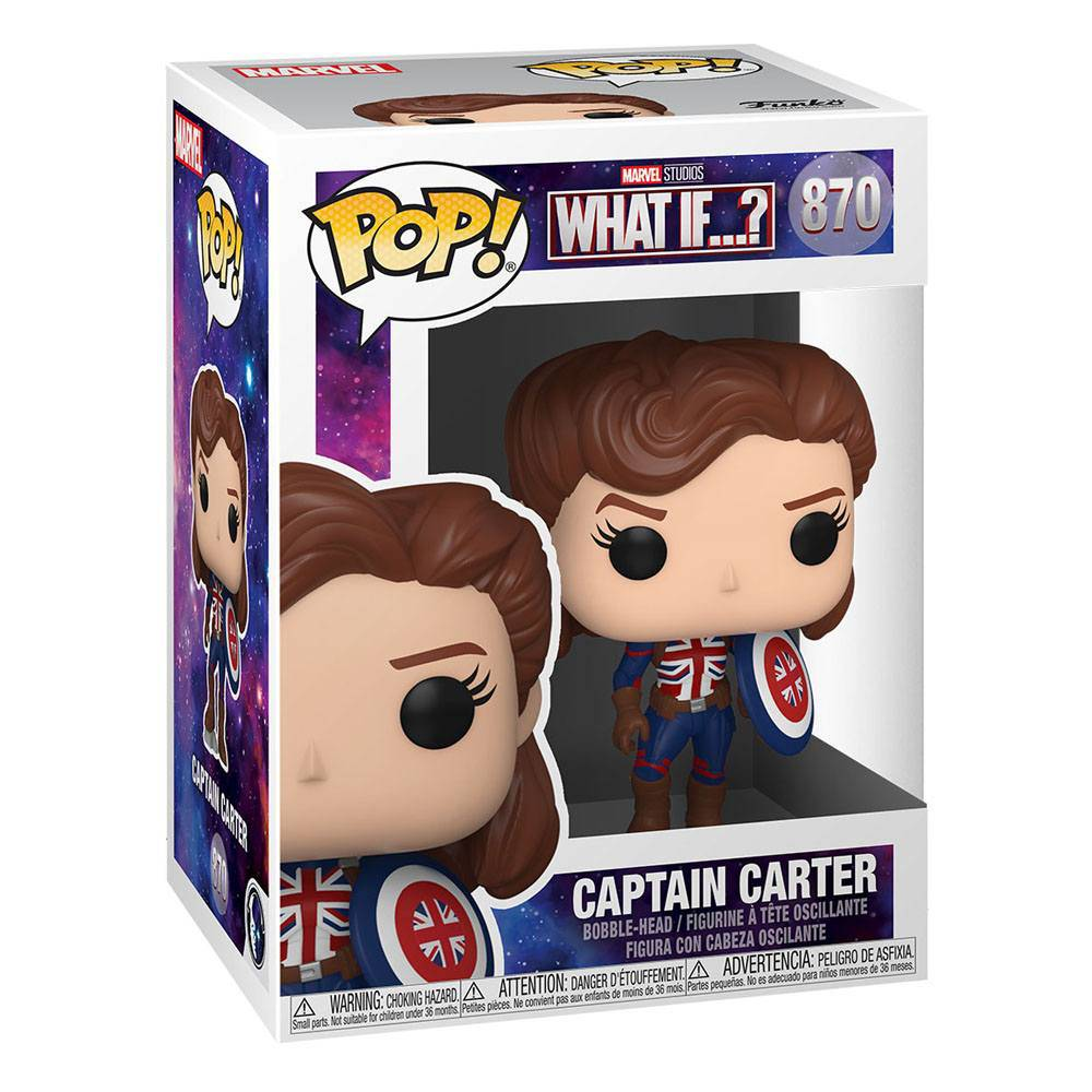 What if?, Captain carter