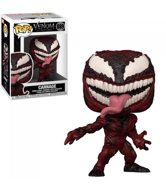 Venom: Let there be Carnage, Carnage
