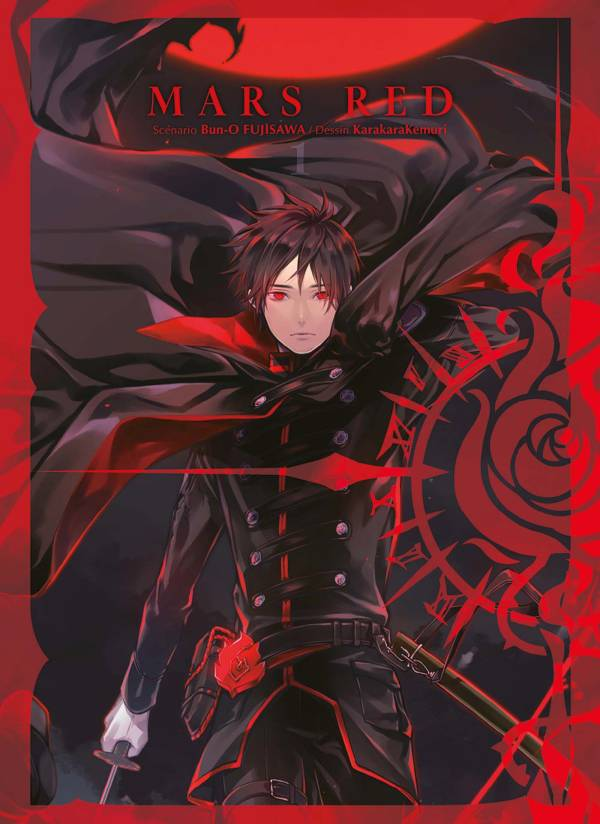 Mars Red tome 1