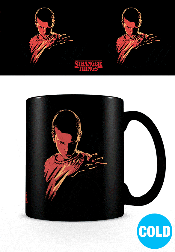 Stranger Things mug thermique, Eleven