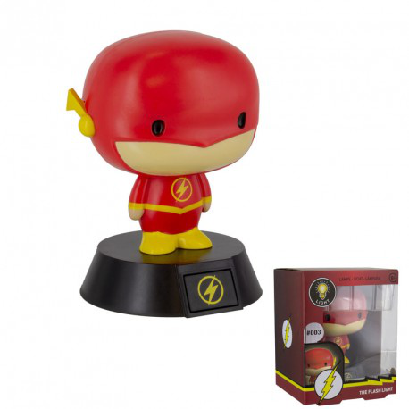 "DC Comics veilleuse ""Chibi"", Flash"